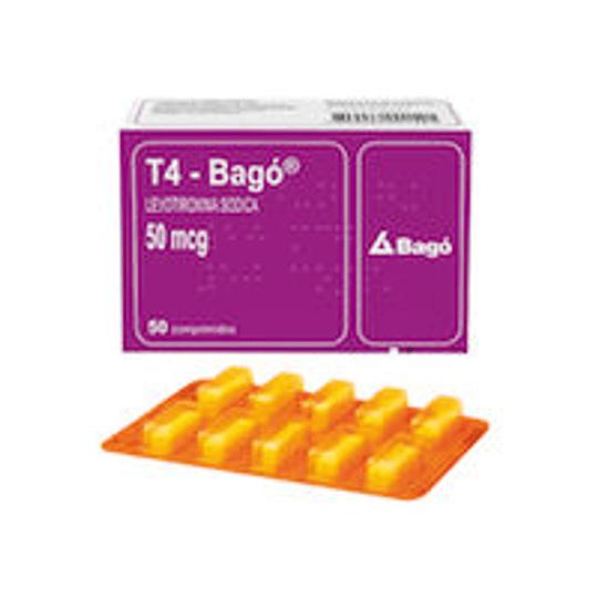 T4 50 mcg 50 comprimidos