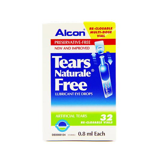 Tears Natural Free 32 dosis