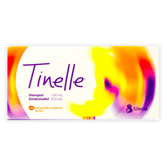 Tinelle 28 comprimidos