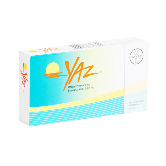 Yaz 28 comprimidos