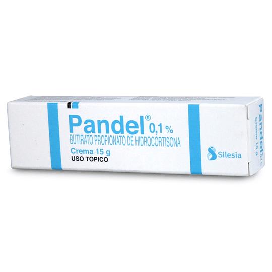 Pandel 0,1 % Crema 15 gramos