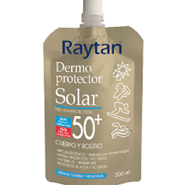 Raytan Dermo Protector FPS 50+ Doypack 200 ml