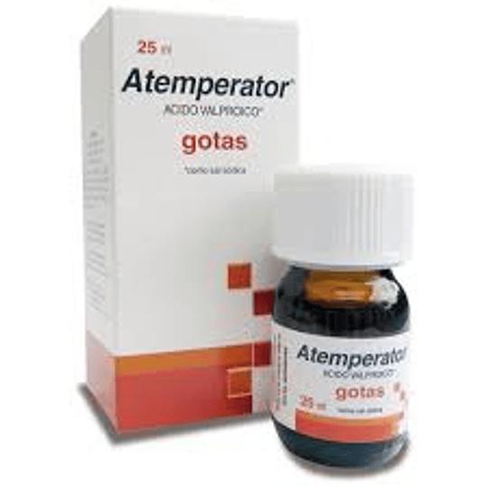 Atemperator 10 mg / ml gotas 25 ml