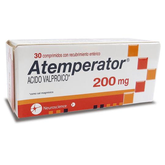 Atemperator 200 mg 30 comprimidos