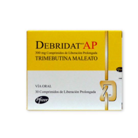 Debridat AP 300 mg 30 comprimidos