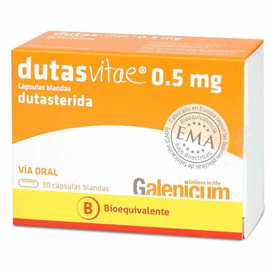 Dutasvitae 0,5 mg 30 cápsulas