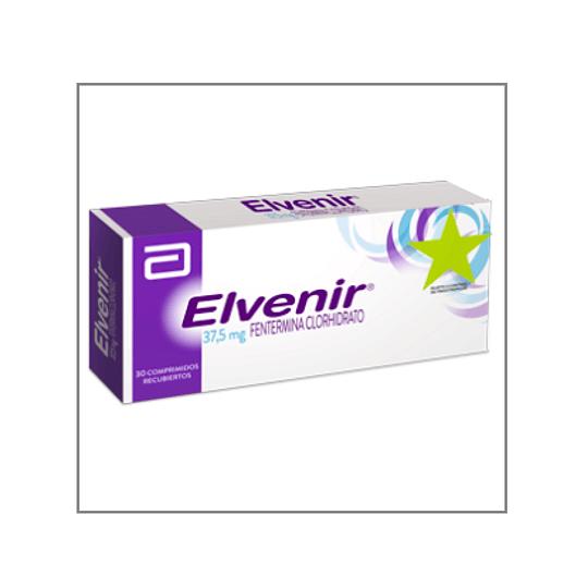 Elvenir 37,5 mg 30 comprimidos