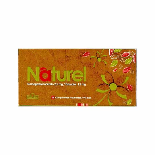 Naturel 28 comprimidos