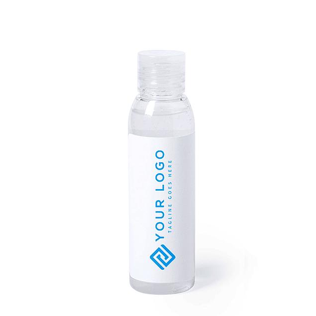 Álcool-gel - frasco de 100 ml (1 € + IVA)