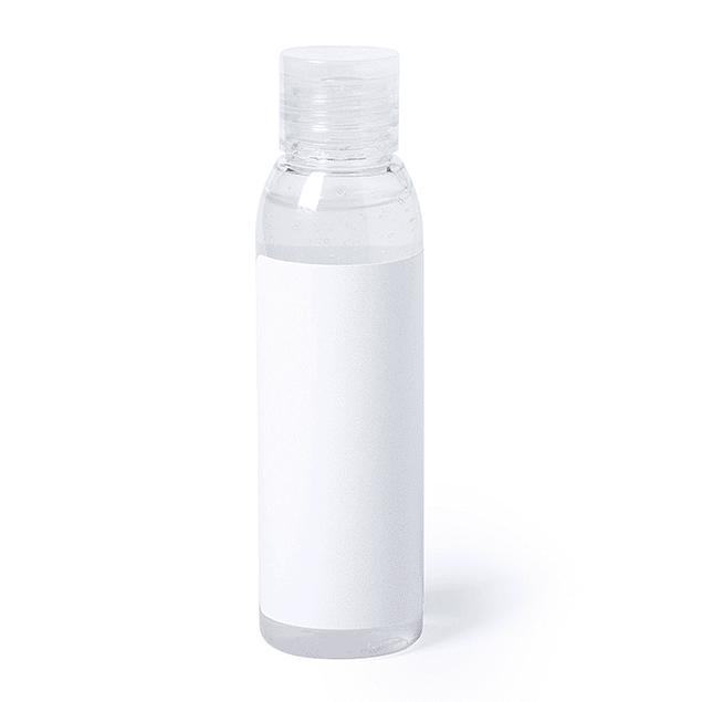Álcool-gel - frasco de 100 ml (1,25 € + IVA)