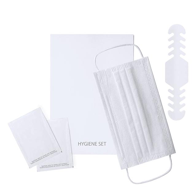 Kit Set Higienizante (0,45 € + IVA)