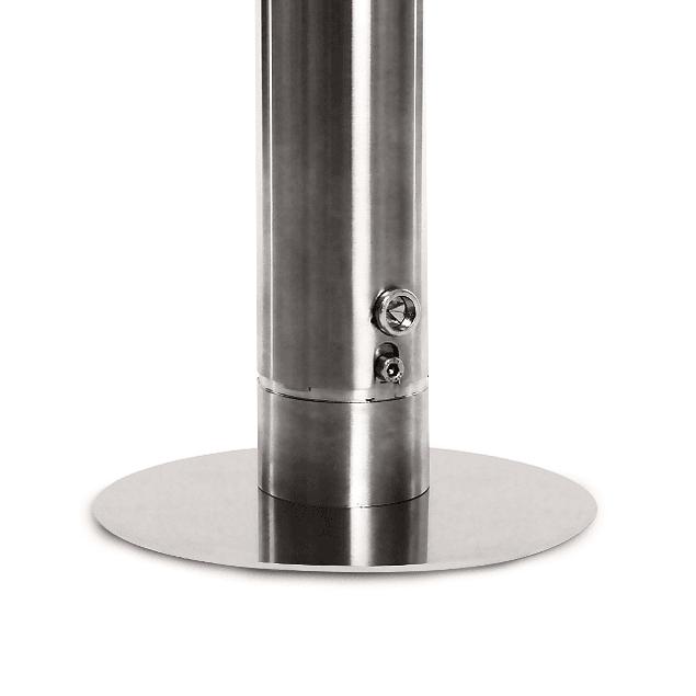 Cinzeiro de Pé vertical (125 € + IVA)