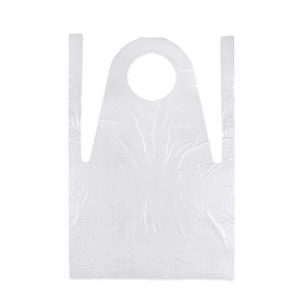 Avental Branco descartável (0,03 + IVA)
