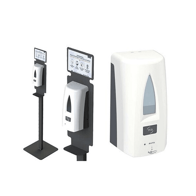 Dispensador Automático Vertical de Álcool-gel (165 € + IVA)