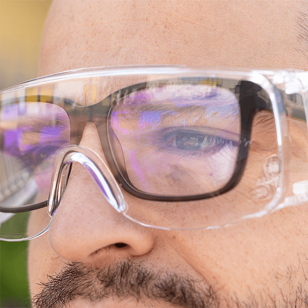 Óculos de Proteção (1,65 € + IVA)
