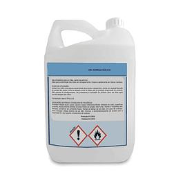 Álcool-gel mãos - Garrafão 5 L (8,50 € + IVA)