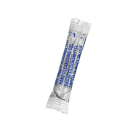 Álcool-gel - saqueta de 5 ml (0,15 € + IVA)