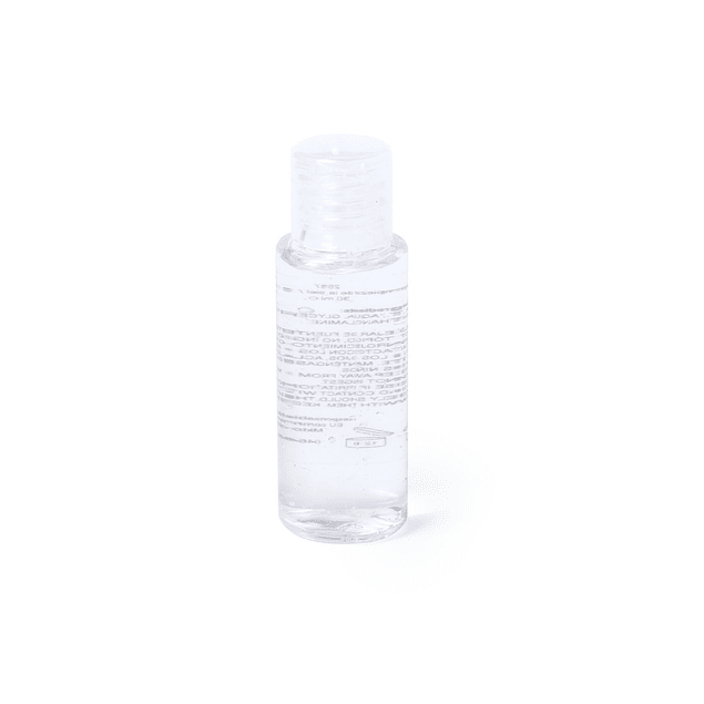 Álcool-gel - frasco de 30 ml (0,55 € + IVA)