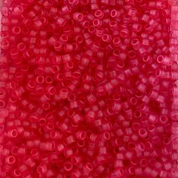 Mostacilla Miyuki Delica Chicle Rosa Transparente Matte