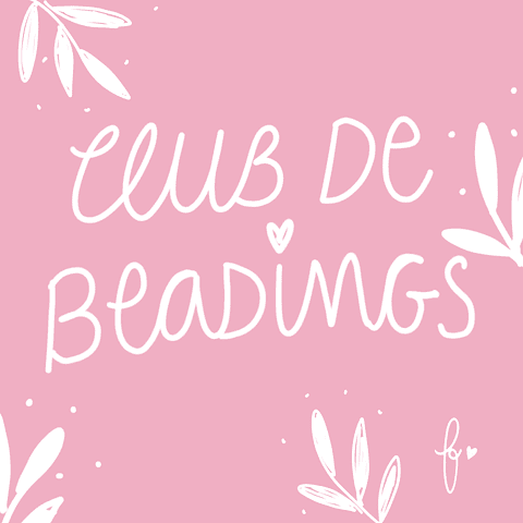 CLUB DE BEADINGS/ - Del 01/05 al 15/05