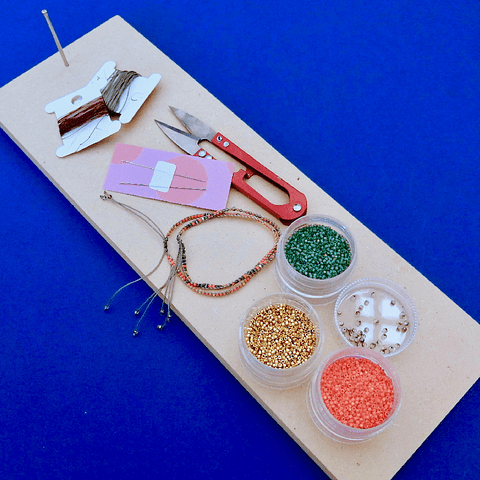 Kit Beading Simple Girasol