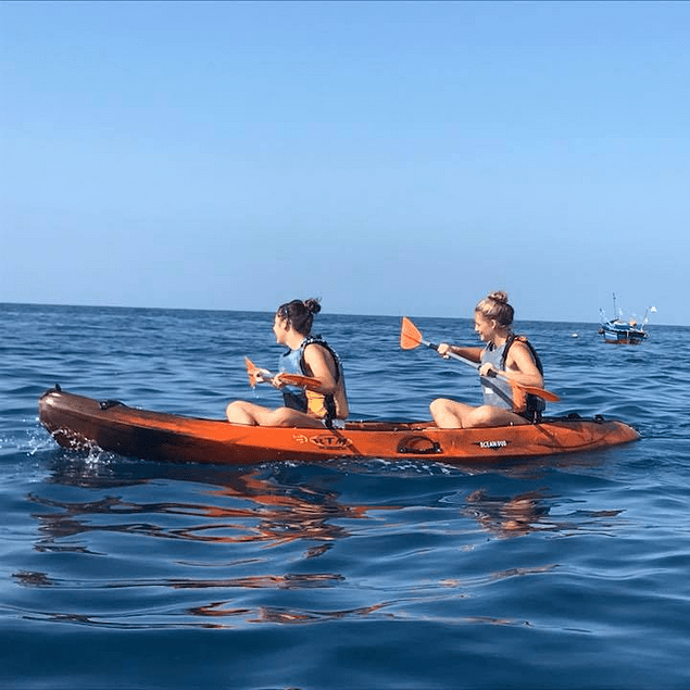KAYAK - NATURE FREE