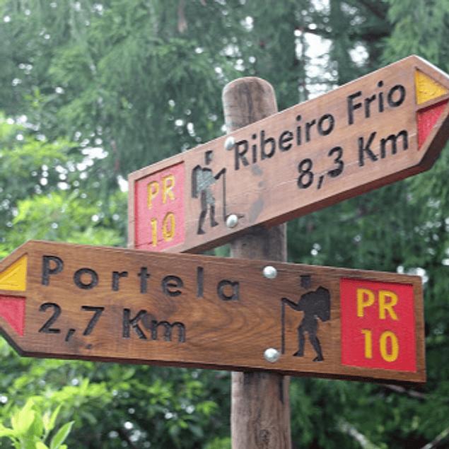 RIBEIRO FRIO E PORTELA