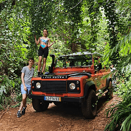 PRIVATE 4X4 ADVENTURE (LUNCH INCLUDED)