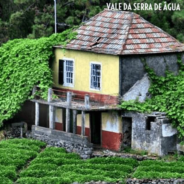 VALE DA SERRA DE ÁGUA