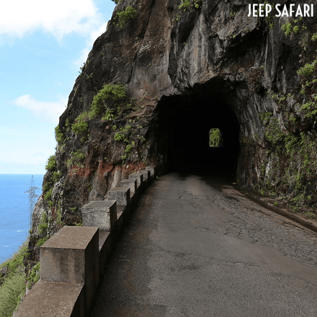 JEEP SAFARI - HALVDAGS EVENTYR