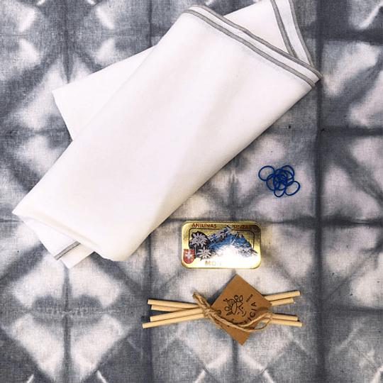 Kit Camino mesa Shibori - Image 3