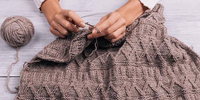 Cómo calcular la cantidad de lana que necesitamos para un tejido?