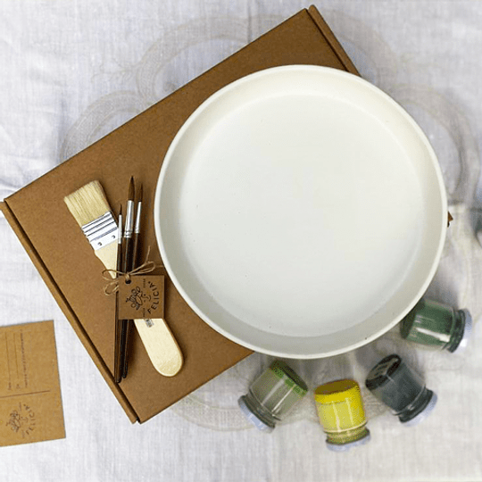 Kit Pintura Cerámica Cebra - Image 3