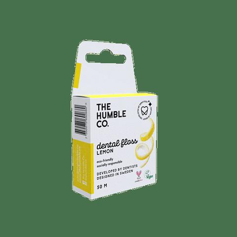 Hilo dental sabor Limón - The Humble CO