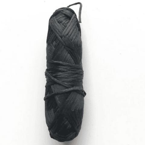 Hilo dental fibra de bambú y carbón
