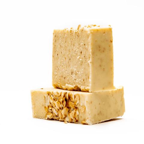 Jabón saponificado - Avena 100 g