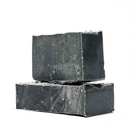 Jabón saponificado - Carbón Activado 100 g