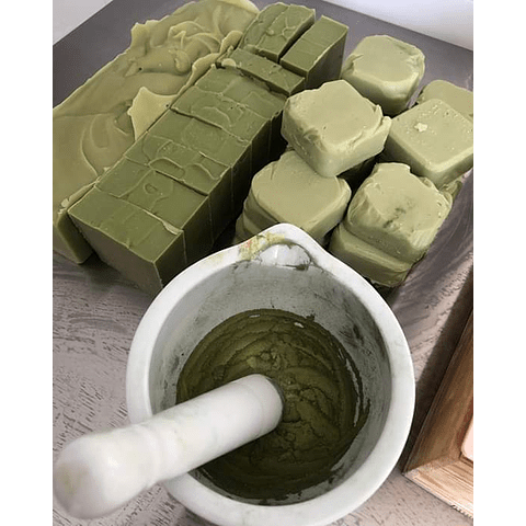 Jabón saponificado - Lemon Grass 100 g