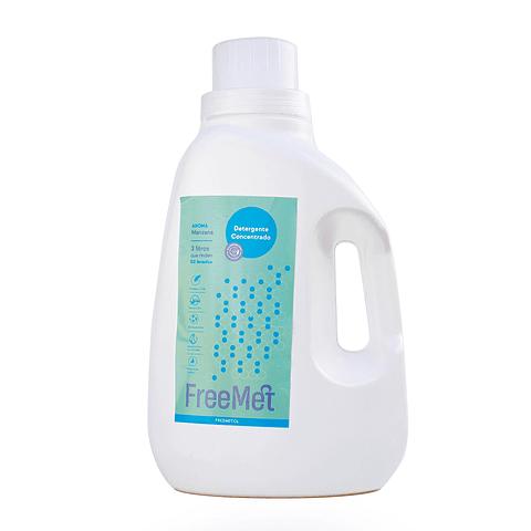 Detergente concentrado Freemet 3 Lts.