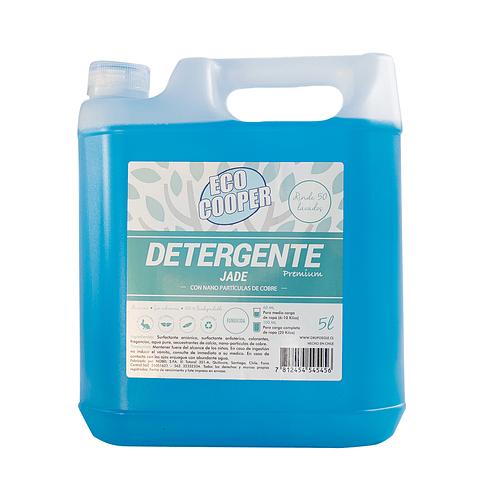 Detergente Jade con nano partículas de cobre 5 Lts.
