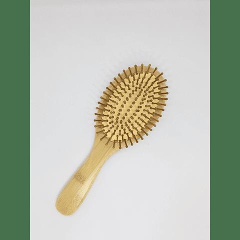 Cepillo de Bambú para pelo