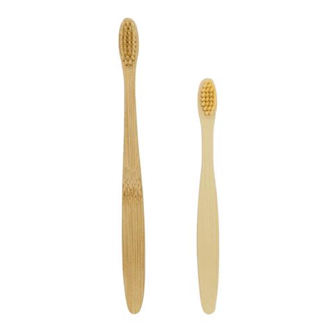 Cepillo dental Bambú para niñ@s