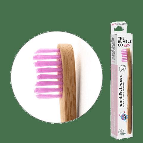 Cepillo de Niño Ultra suave – Violeta
