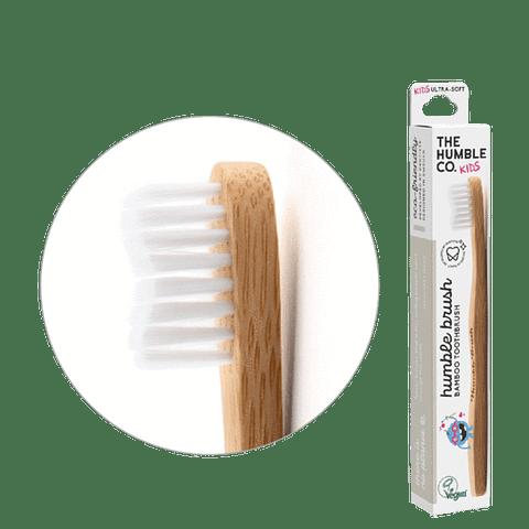 Cepillo de Niño Ultra suave – blanco