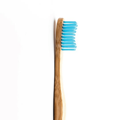 Cepillo adulto cerdas suaves - Azul