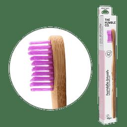 Cepillo adulto cerdas suaves - Violeta