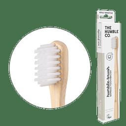 Cepillo dientes adulto - sensible - blanco
