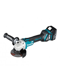 ESMERIL ANGULAR INALAMBRICO DGA461RTE MAKITA