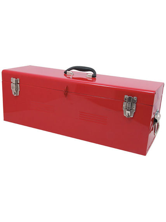 TBP140C CAJA METALICA BIG RED