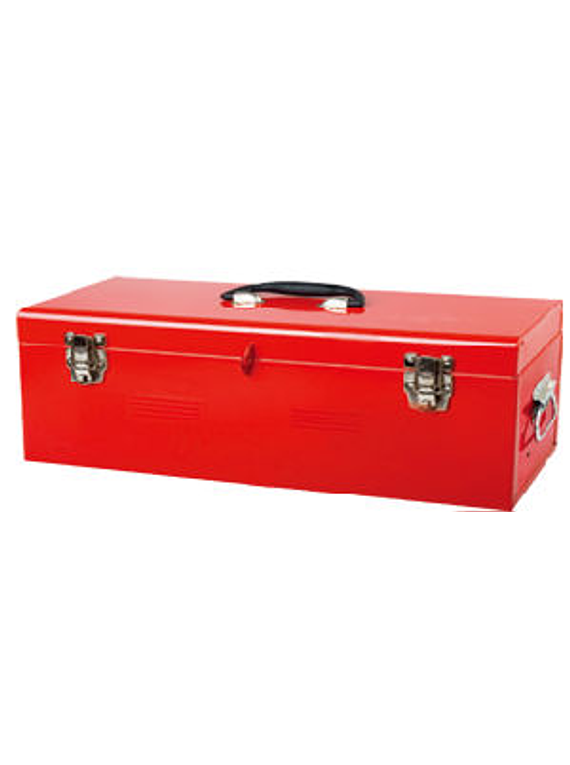 TBP140B CAJA METALLICA ROJA BIG RED